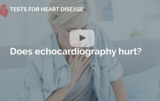 Does echocardiography hurt many beats london