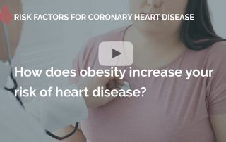 How does obesity increase your risk of heart disease many beats london