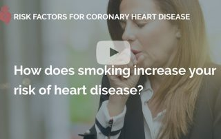 How does smoking increase your risk of heart disease many beats london
